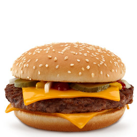 McDonald's - Quarter Pounder with Cheese