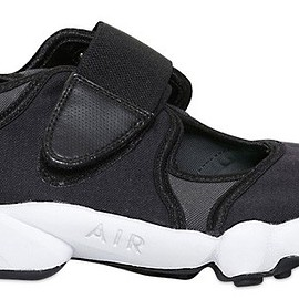 Nike - Air Rift - Black/Grey/White