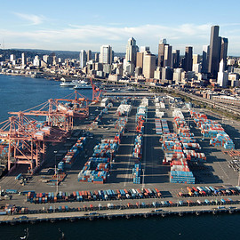 USA - Port of Seattle