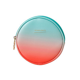 HIGHTIDE - TRANSIENCE Round Pouch / Mint