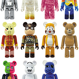 MEDICOM TOY - BE@RBRICK SERIES 30