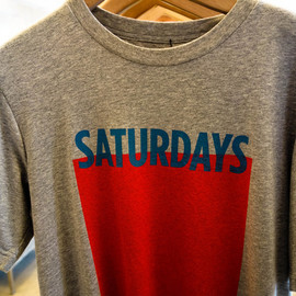 Saturdays Surf NYC - TEE