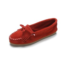 MINNETONKA - Women's Kilty Suede