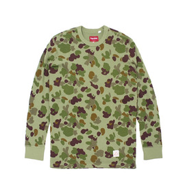 Supreme - camo thermal