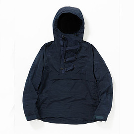 meanswhile - Ventile Anorak Parka