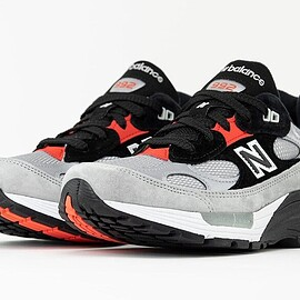 New Balance, DTLR - DC992 - Discover & Cerebrate