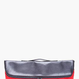 3.1 PHILLIP LIM - Red Combo Leather 31 Minute Bag