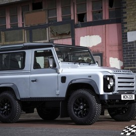 Land Rover - Land Rover Defender X-Tech Limited Edition