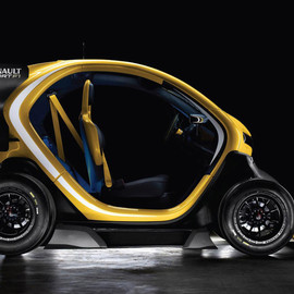 RENAULT - Renault Twizy Sport F1 Electric Concept