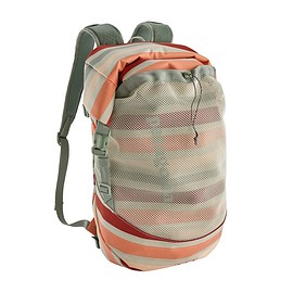 patagonia - Planing Roll Top Pack 35L, Water Ribbons: New Adobe (WRNA)