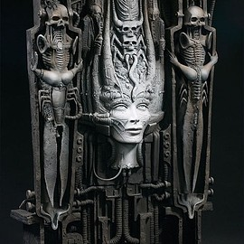 McFarlane Toys - H.R. Giger: LI II Limited Edition Sculpture