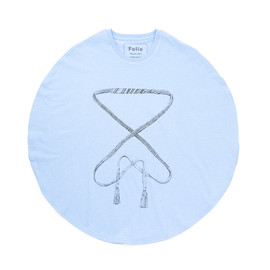 "COSMIC WONDER - ""Rope"" CIRCULAR T-SHIRT"