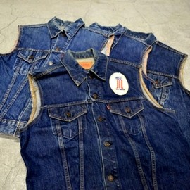 Levi's - Cut Off Denim Vest/70505 Big E