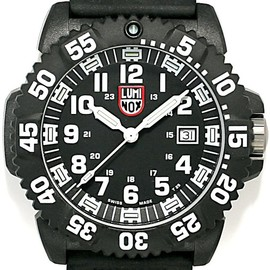 Luminox BlackOut EVO F-117 Nighthawk Stealth pilot's watch