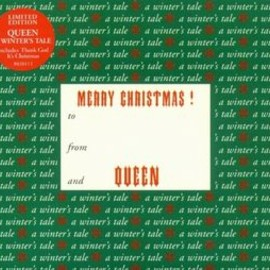 """Queen - A Winter's Tale (Includes """" Thank God It's Christmas)"""