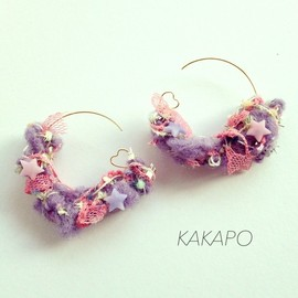 KAKAPO - CIRCUS heart pierce (NO.788)
