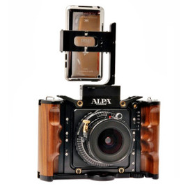 ALPA - 12 SWA Rosewood Natural with ALPA 'eFinder' for Apple iPhone & iPod Touch
