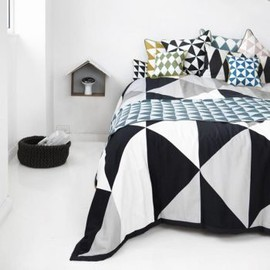 ferm LIVING - Remix Bed Cover