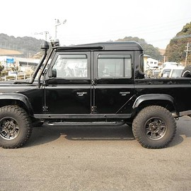 Land Rover - DEFFENDER 90 PU  Double cab