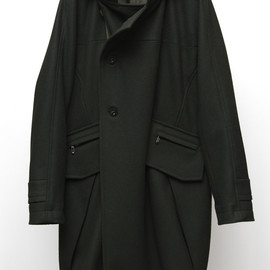 TARO HORIUCHI - Lamb Wool Coat