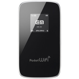 EMOBILE - Pocket WiFi LTE GL01P