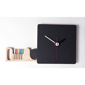Enrico Azzimonti - Tabla Blackboard clock