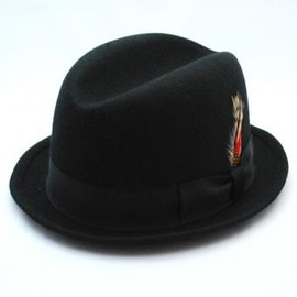 NEW YORK HAT  TWEED-NEWSBOY #9030