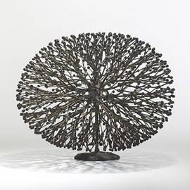 HARRY BERTOIA - untitled (Bush Form)
