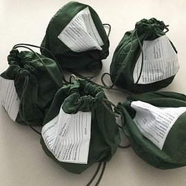US ARMY - PERSONAL EFFECTS BAG (DEAD STOCK)