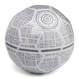 Death Star Soccer Ball