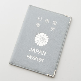 SMYTHSON - Leather Passport Case Japanese Edition