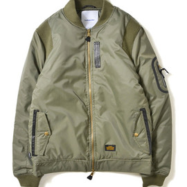 Lafayette - 2LAYER FLIGHT JACKET