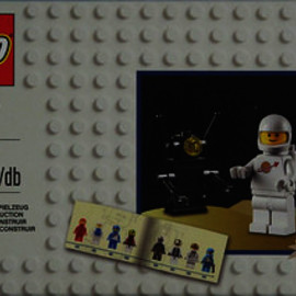 LEGO - 5002812 Classic Spaceman Minifigure