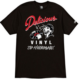 stussy - Stussy x Delicious Vinyl Records 25th Anniversary Collection