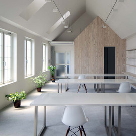 TT Architects - Kawanishi Fam - Collaborative Office, Tokyo