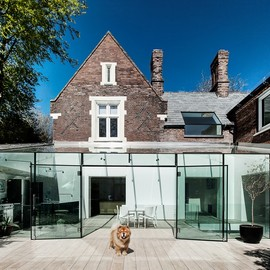 Glass House - by AR Design Studio Located in Hampshire, England