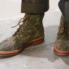 Nick Wooster + Leffot - CAPTOE BOOT