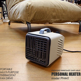 Lakewood - P.F.S Direction (パーソナルヒーター) Personal Heater Model PH447