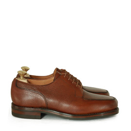 Crockett&Jones - MORETON/Tan Scotch Grain