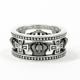 Justin Davis - MEDIEBAL WEDDING BAND RING