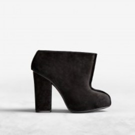 Acne - Treat Suede Black