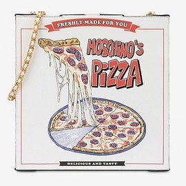 MOSCHINO - Pizza Box bag(SS2020)