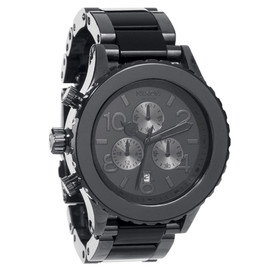 NIXON - GUNMETAL/BLACK ACETATE