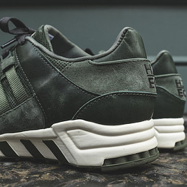 adidas originals - EQT Running Support '93 - Olive/Black