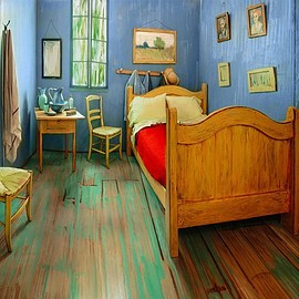 Vincent Van Gogh - Gogh's Bedroom