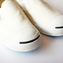 CONVERSE - JACK PURCELL SLIP-ON