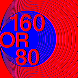 Various Artists - 160OR80 Love,Not For Sale remixes EP