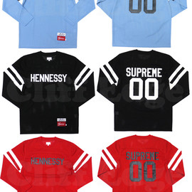 Supreme - (シュプリーム)HENNESSY FOOTBALL TOP