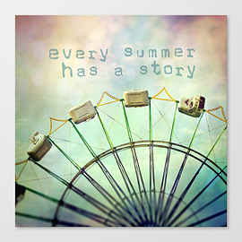 Society6 - 画像1: every summer has a story by Sylvia Cook Photography