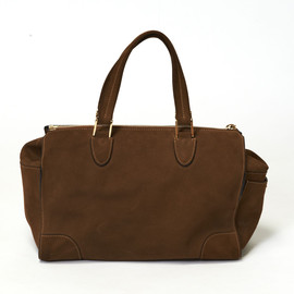 Valextra - Leather Handbag